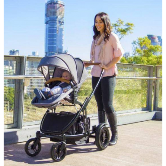 Babyhood Doppio Stroller 2018 - Double