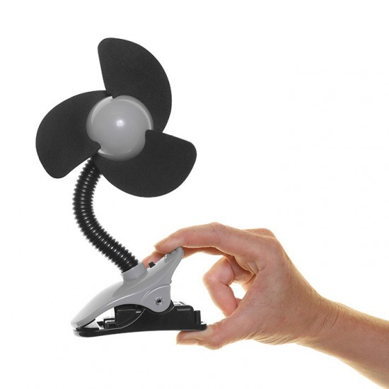 Dreambaby Ezy-Fit Clip-On Fan