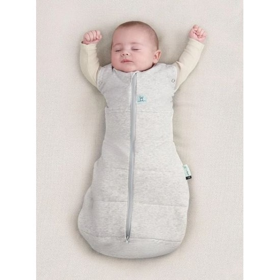 ergoPouch Cocoon Swaddle Bag (2.5 Tog) - Grey Marle