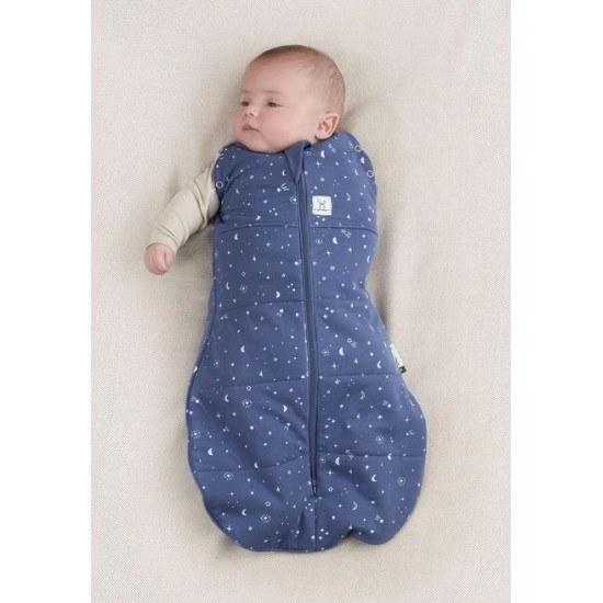 ergoPouch Cocoon Swaddle Bag (2.5 Tog) - Night Sky