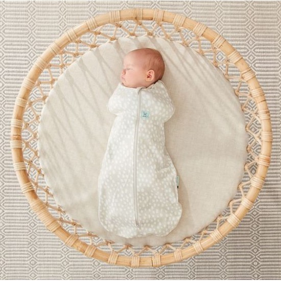 ergoPouch Cocoon Swaddle Bag (0.2 Tog) - Fawn