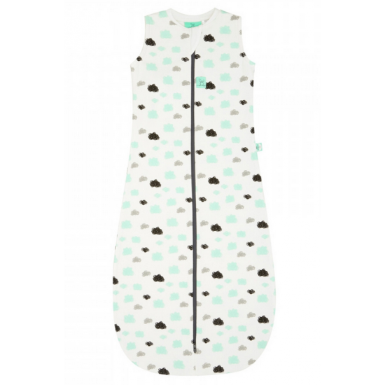 ErgoPouch Jersey Sleeping Bag (1.0 tog) - Clouds