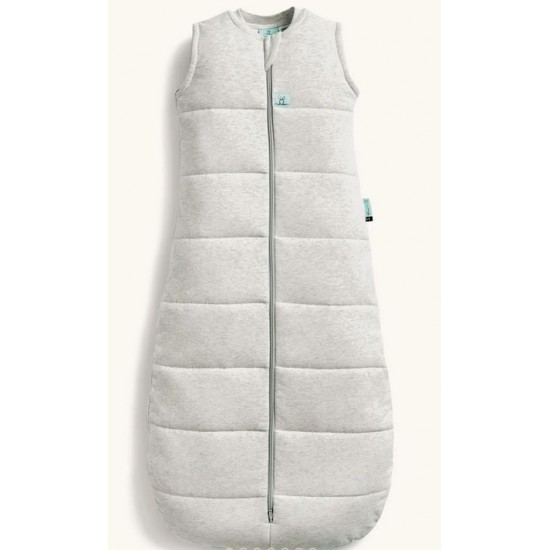 ergoPouch Jersey Sleeping Bag (2.5 Tog) - Grey Marle