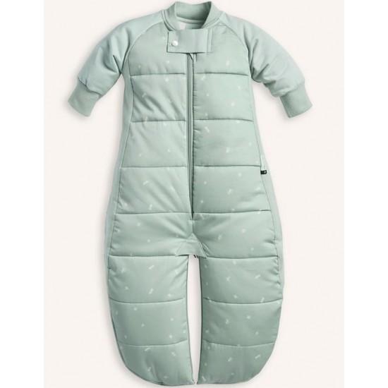 ErgoPouch Sleep Suit Bag (3.5 Tog) - Sage