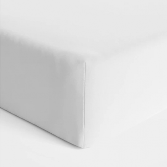 Bubba Blue Bamboo Fitted Sheet - Cot
