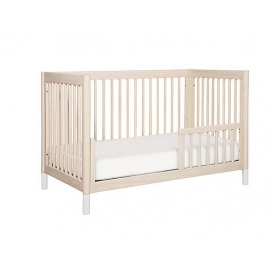 Babyletto Gelato Cot - Washed Natural and White