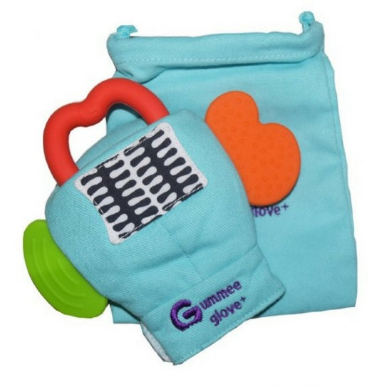 Gummee Glove- Teething Mittens