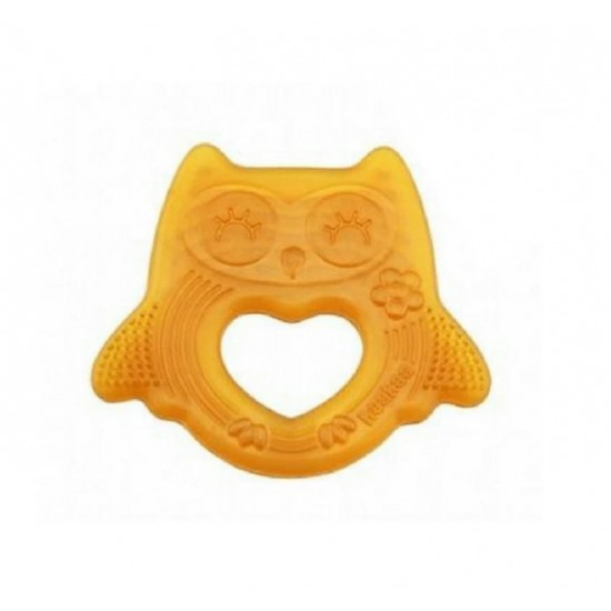 Haakaa Natural Smiling Owl Teether
