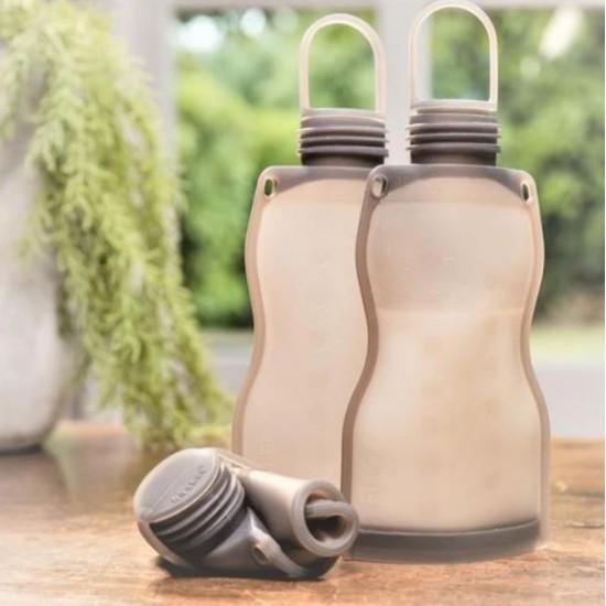 Haakaa Silicone Milk Storage Bags - 5pk