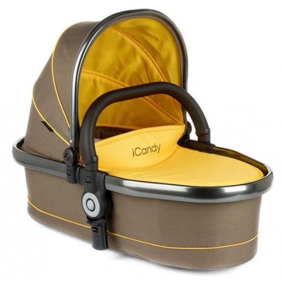 iCandy Peach Twin Carrycot V16