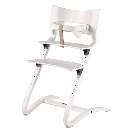 Leander High Chair + Safety Bar + Tray