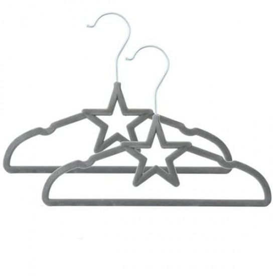 Living Textiles Baby Coat Hangers 6pk