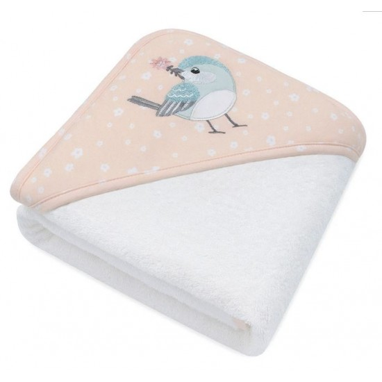 Living Textiles Hooded Towel - Ava
