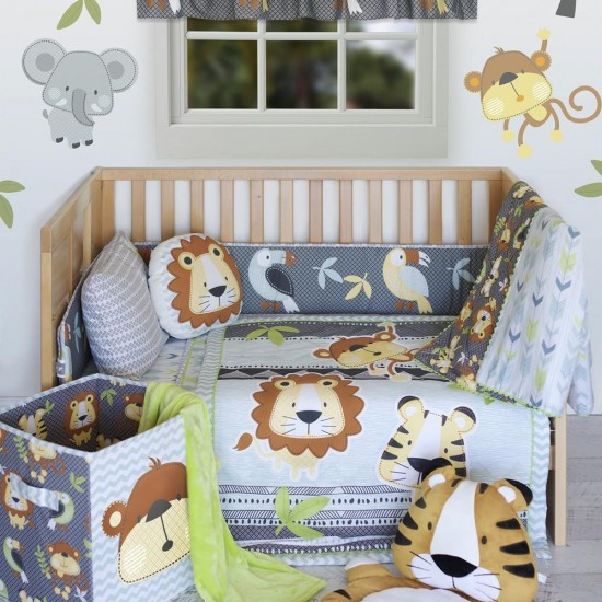 Living Textiles Jabali Nursery Set