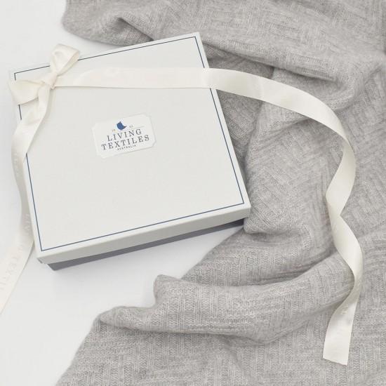 Living Textiles Merino Pram Blanket