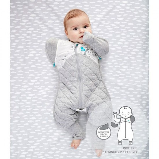 Love To Dream Swaddle UP Original Transition Suit 2.5Tog