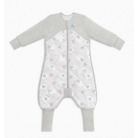 Love To Dream Organic Cotton with Wool Sleep Suit 2.5Tog