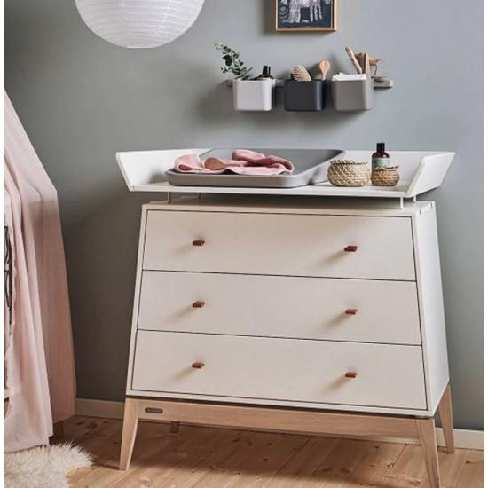 Leander Luna Dresser Changing Unit