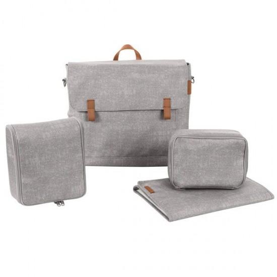 Maxi Cosi Nappy Bag in Grey