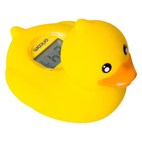 Oricom 02SD Digital Bath and Room Thermometer- Duck