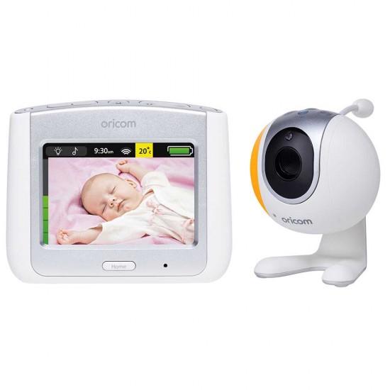 Oricom Secure860 Touchscreen Video Monitor