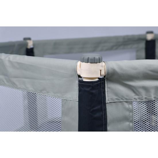 Tikk Tokk POKANO Fabric Playpen & Mat