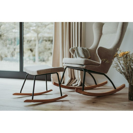 Quax Deluxe Adult Rocking Chair + Footrest PACKAGE
