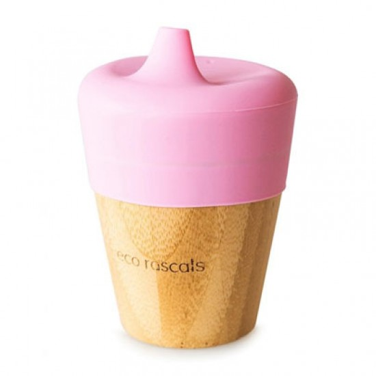 Eco Rascals Organic Bamboo Sippy Cup