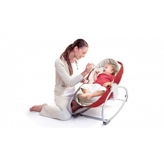 Tiny Love Rocker Napper - Red