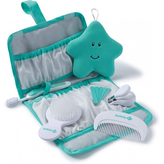 Safety1st Complete Grooming Kit - Pyramids Aqua