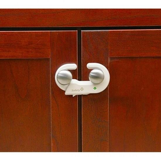 Safety1st Grip & Go Cabinet Lock 2pk
