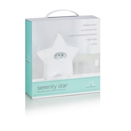 Aden & Anais - Serenity Star - White