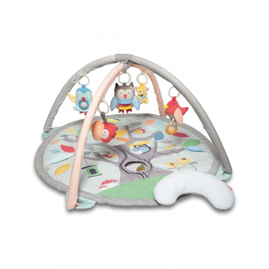 Skip Hop Activity Gym - Treetop Friends - Grey and Pastel