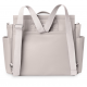 Skip Hop Greenwich Simply Chic Convertible Backpack- Portobello