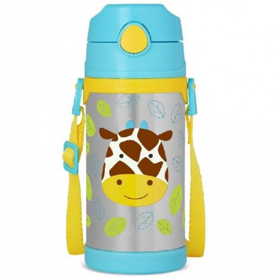 Skip Hop Zoo Insulated Stainless Steel Bottle