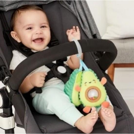 Skip Hop - Farmstand Avocado Stroller Toy