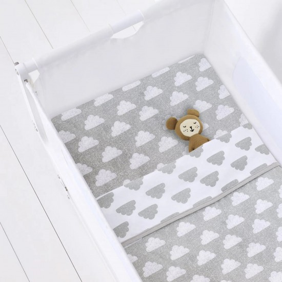 SnuzPod Bassinet Bedding Set 2pc