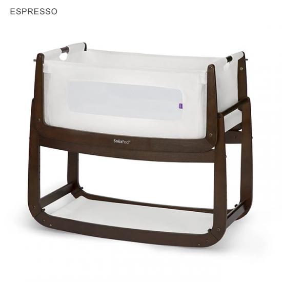 SnuzPod4 Co Bedside Bassinet