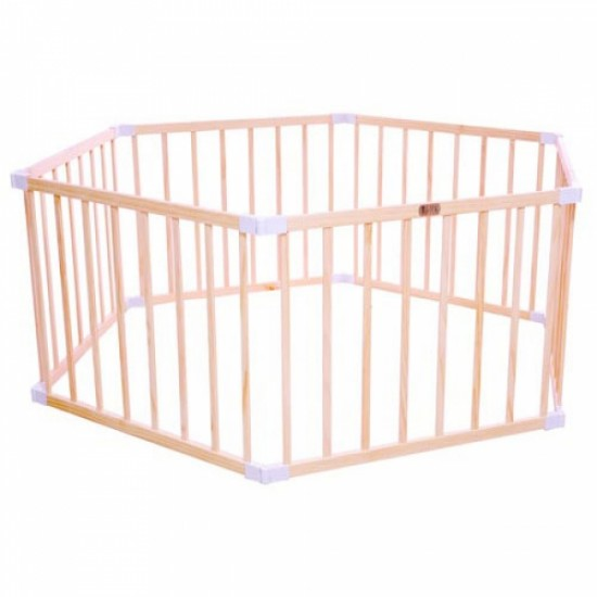 Tikk Tokk Little Boss Playpen Hexagonal
