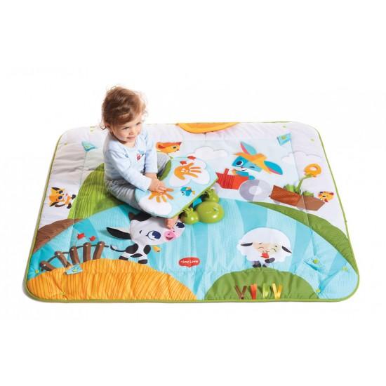 Tiny Love Gymini Kick & Play - Tiny Farm