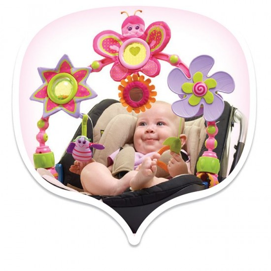 Tiny Love Princess Butterfly Stroll Stroller Arch