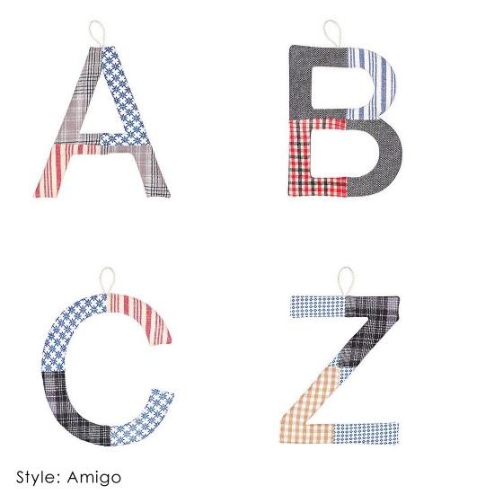 Toshi Alphabet Letters