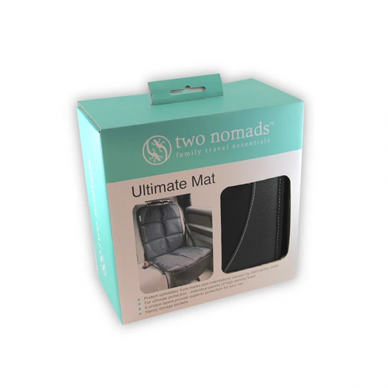 Two Nomads Ultimate Mat Car Seat Protector