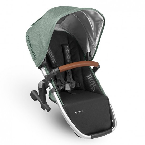 UPPAbaby VISTA Rumble Seat (Leather Bumper Bar)