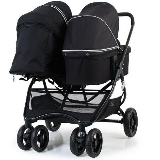 Valco Baby Snap Ultra Duo Q Bassinet Coal Black