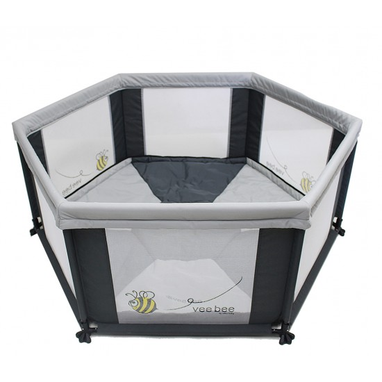 VeeBee Continental 6 Sided Play Yard