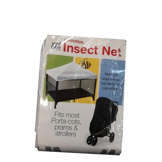 VeeBee Universal Insect Net - White
