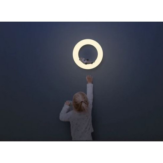 Zazu - Wall Light with Plush