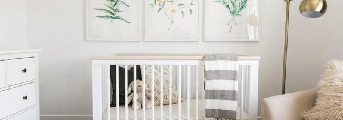 Beautiful Nursery Rooms by Babyletto