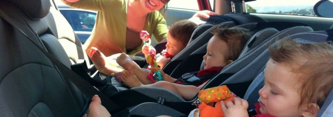 Need to Fit 3 Baby Car Seat Across One Row
